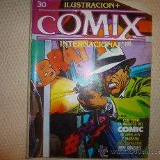Cómics: ILUSTRACION Y COMIX INTERNACIONAL TOUTAIN Nº 30. Lote 34664581