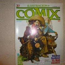 Cómics: ILUSTRACION Y COMIX INTERNACIONAL TOUTAIN Nº 37. Lote 34664602