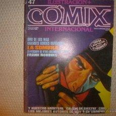 Cómics: ILUSTRACION Y COMIX INTERNACIONAL TOUTAIN Nº 47. Lote 34664656