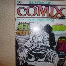 Cómics: ILUSTRACION Y COMIX INTERNACIONAL TOUTAIN Nº 50. Lote 34664689