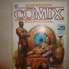 Cómics: ILUSTRACION Y COMIX INTERNACIONAL TOUTAIN Nº 13. Lote 34664784