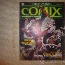 Cómics: ILUSTRACION Y COMIX INTERNACIONAL TOUTAIN Nº 31. Lote 34664815