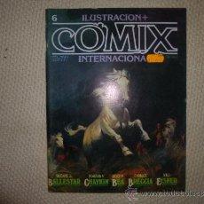 Cómics: ILUSTRACION Y COMIX INTERNACIONAL TOUTAIN Nº 6. Lote 34664878