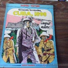 Cómics: CUBA, 1898 -COLECCION SUPER-TOTEM Nº10. Lote 34688566