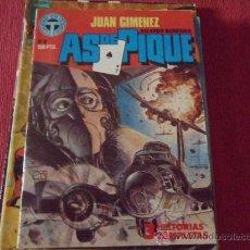 Cómics: AS DE PIQUE Nº 8 - JUAN JIMENEZ -. Lote 34689489