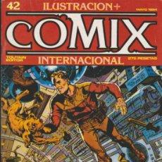 Cómics: COMIX. LOTE DE 11 EJEMPLARES DEL 42 AL 52.. Lote 34728343