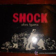 Cómics: SHOCK - ALFONS FIGUERAS (TOUTAIN 1973). Lote 34942075
