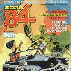 Cómics: ZONA 84 - NUMEROS 71, 72 Y 73. Lote 43296667