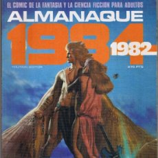 COMIC 1984 - ALMANAQUE 1982 - M