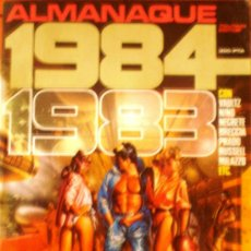 ALMANAQUE 1984-1983-COMIC