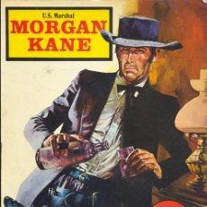 Cómics: MORGAN KANE (PUBLICACIÓN UNITARIA). Lote 35312920