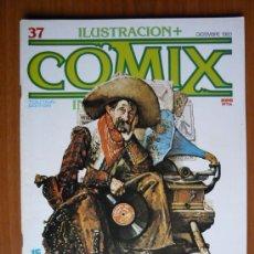 Cómics: COMIX INTERNACIONAL Nº 37 - DICIEMBRE 1983. Lote 35464793