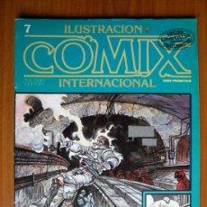 Cómics: COMIX INTERNACIONAL Nº 7 - EDICION LIMITADA COLECCIONISTAS. Lote 35464826
