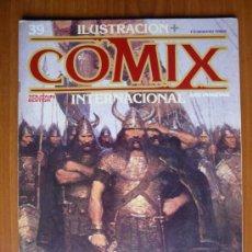 Cómics: COMIX INTERNACIONAL Nº 39 - FEBRERO 1984. Lote 35471518
