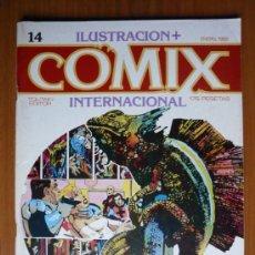 Cómics: COMIX INTERNACIONAL - Nº 14 - ENERO 1982. Lote 35471601