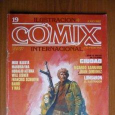 Cómics: COMIX INTERNACIONAL Nº 19 - JUNIO 1982. Lote 35472142
