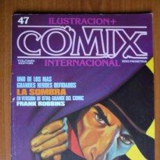 Cómics: COMIX INTERNACIONAL Nº 47 - TOUTAIN. Lote 35472205