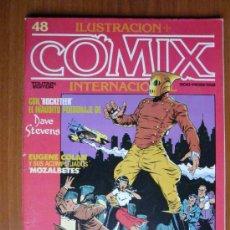 Cómics: COMIX INTERNACIONAL Nº 48 - TOUTAIN. Lote 35472222