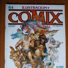 Cómics: COMIX INTERNACIONAL Nº 64 - TOUTAIN. Lote 35472238