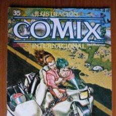 Cómics: COMIX INTERNACIONAL Nº 35 - OCTUBRE 1983. Lote 35472302