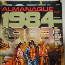 Cómics: 1984. ALMANAQUE 1983. TOUTAIN. Lote 35366341