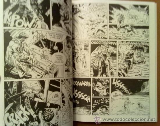 Cómics: COMIC KRAKEN 3 ANTONIO SEGURA - JORDI BERNET - Foto 2 - 35372909