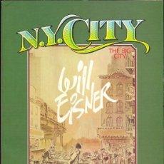 Cómics: N. Y. CITY WILL EISNER. Lote 35390692