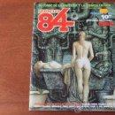 Cómics: ZONA 84 Nº 58 CON RICHARD CORBEN (DEN), JOSEP M BEÁ, SEGURA Y ORTÍZ, ETC - REFª (EV). Lote 159711750