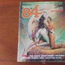 Cómics: ZONA 84 Nº 55 CON HERMANN, GILLON, GOYTISOLO, ETC MÍTICA PORTADA DE BORIS VALLEJO - REFª (EV). Lote 159711748