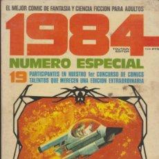 Cómics: 1984 NÚMERO ESPECIAL.. Lote 35579507