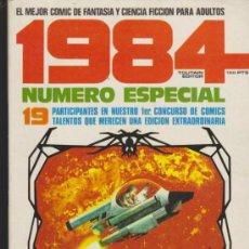 Cómics: 1984 NÚMERO ESPECIAL.. Lote 35579520
