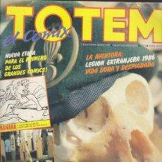 Cómics: TOTEM EL COMIX. LOTE DE LOTE DE 14 EJEMPLARES: 1 AL 11,14,15 Y 16.. Lote 35581887