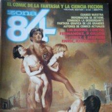 Cómics: ZONA 84 Nº 54.. Lote 35602506