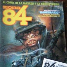 Cómics: ZONA 84 Nº59. Lote 35636156