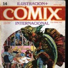Cómics: ILUSTRACIÓN + COMIX INTERNACIONAL Nº 14. Lote 35658168