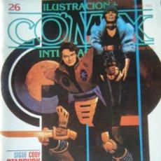 Cómics: COMIX Nº 26 ENERO 1983.. Lote 35779943