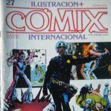 Cómics: COMIX Nº 27 FEBRERO 1983. Lote 35789918