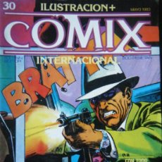 Cómics: COMIX Nº 30 MAYO 1983. Lote 35799278