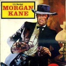 Cómics: U.S. MARSHAL MORGAN KANE : LA VENGANZA DE BILLY GOULDEN / EL GRINGO (TOUTAIN, 1974). Lote 35822700