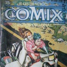 Cómics: COMIX Nº 35 OCTUBRE 1983. Lote 35838993