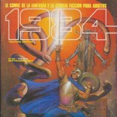Cómics: 1984. LOTE DE 5 EJEMPLARES: 56,57,58,59,60.. Lote 35868776