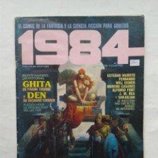 Cómics: 1984 TOUTAIN Nº 34 COMICS DE FANTASIA Y CIENCIA FICCION PARA ADULTOS. Lote 35869094