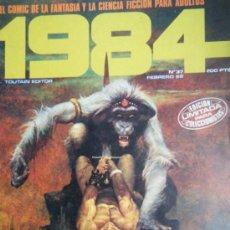 Cómics: 1984 Nº 37 FEBRERO 82. Lote 35949897