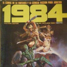 Cómics: 1984 Nº 5 OCTUBRE 1982. Lote 35972468