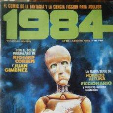 Cómics: 1984 Nº 55 AGOSTO 1983. Lote 36045084