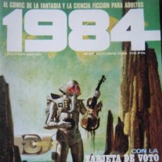 Cómics: 1984 Nº 57 OCTUBRE 1983. Lote 36058903