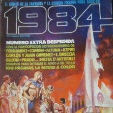 Cómics: 1984 Nº 64 MAYO 1984. Lote 36059912