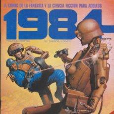 Cómics: 1984. LOTE DE 7 EJEMPLARES: 27,31,32,33,34,35,53,. Lote 36314219