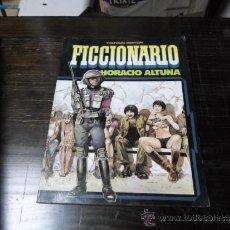 Cómics: HORACIO ALTUNA, FICCIONARIO, TOUTAIN ED. 1985. Lote 36363785
