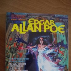 Cómics: TRIBUTO A EDGAR ALLAN POE CREEPY 1980. Lote 36427565
